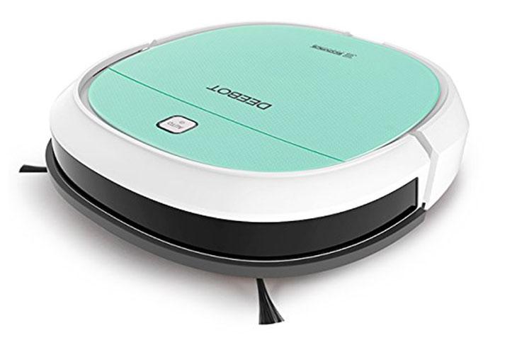 Vous En Rêvez : Ce Robot-Aspirateur Abordable Fait Le Ménage À