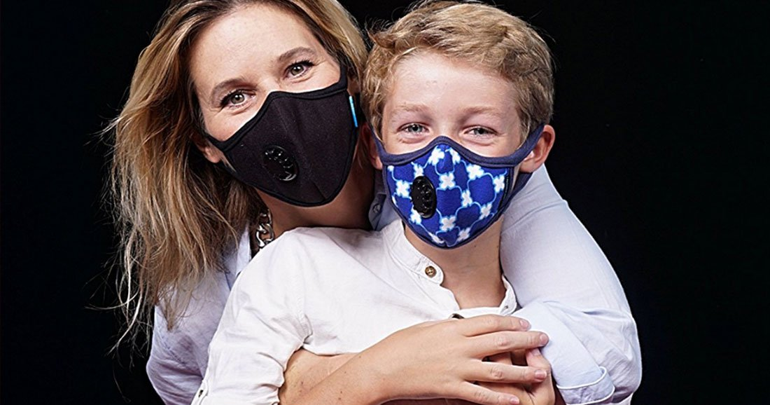 masque de pollution