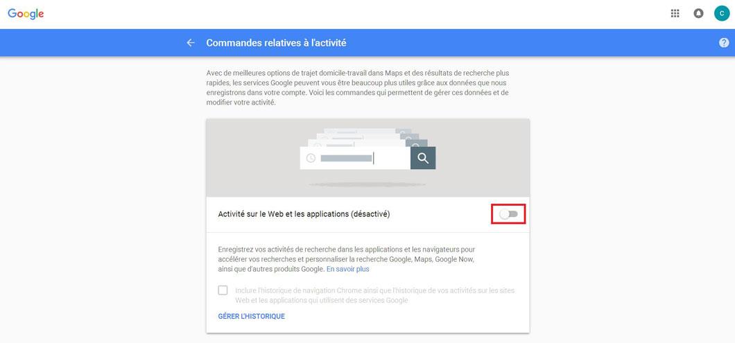 Google Sait Tout De Vous  Voici Comment Effacer Vos Traces  Daily