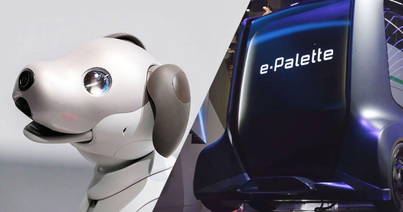 6 inventions qui ont marqu le ces 2018 le plus grand - Le plus grand salon automobile du monde ...