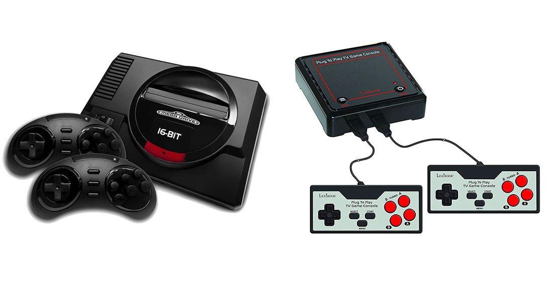 10 consoles rétro à petit prix qui vous feront retomber en enfance