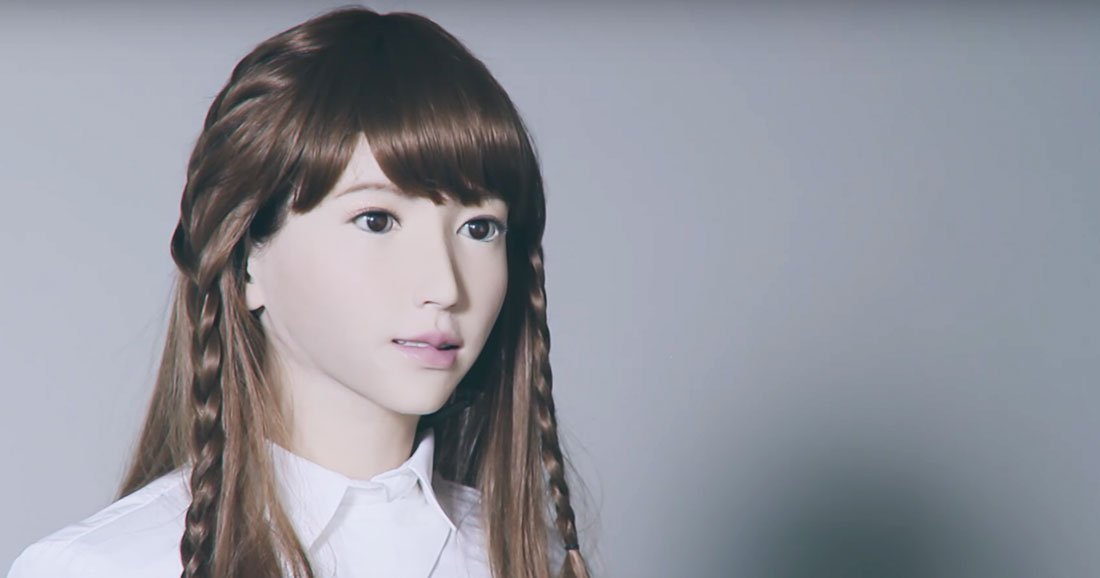 Japon : un robot humanoïde présentera le journal dès avril