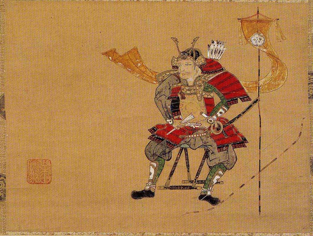 JAPAN ART  ⛩ - Page 5 Oda-nobunaga