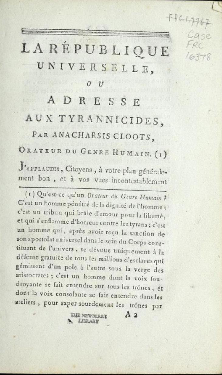 Revivez la Révolution française avec ces 38 000 pamphlets qui viennent d'être dévoilés au public ! Par Mathilde Rochefort                   Pamphlet-collection