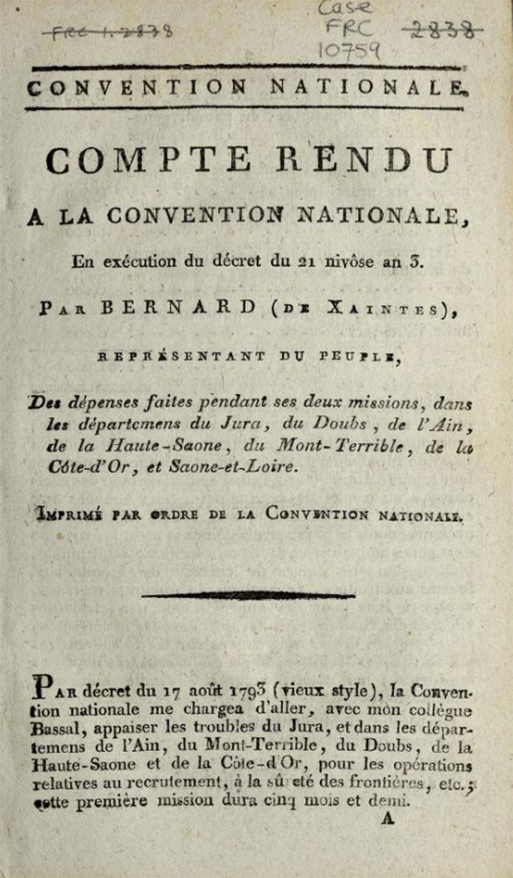 Revivez la Révolution française avec ces 38 000 pamphlets qui viennent d'être dévoilés au public ! Par Mathilde Rochefort                   Pamphlet-histoire