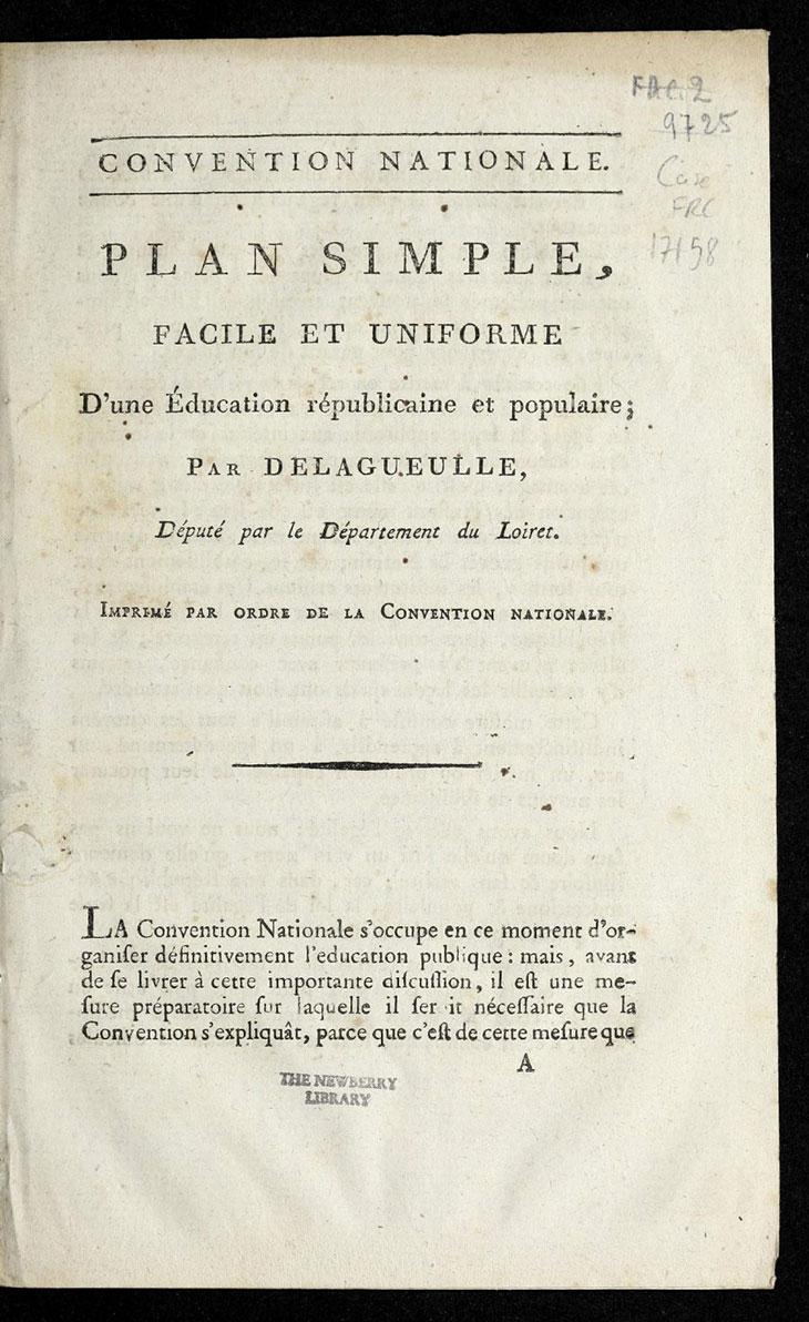 Revivez la Révolution française avec ces 38 000 pamphlets qui viennent d'être dévoilés au public ! Par Mathilde Rochefort                   Pamphlet-revolution