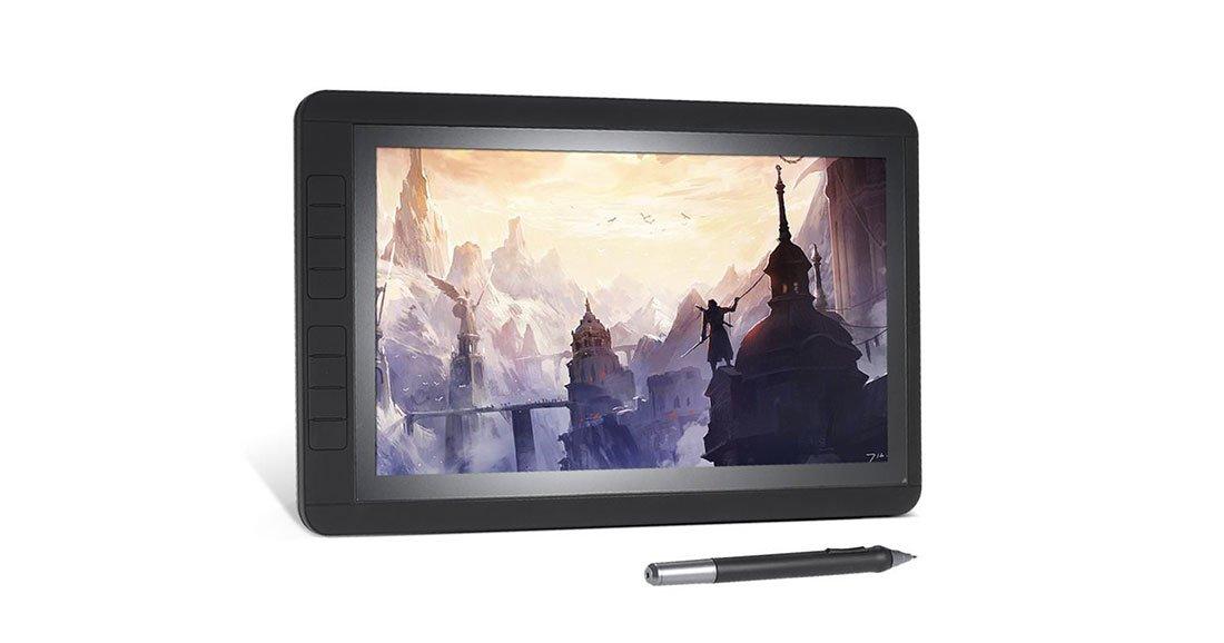 Promo La Tablette Graphique Bosto 13hd à 22730