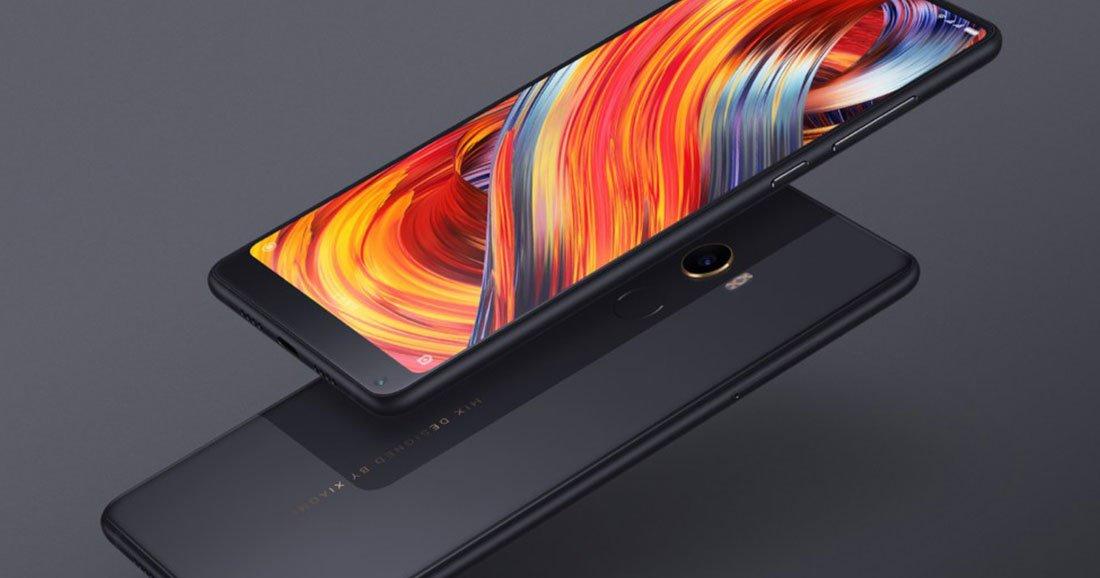 Bon Plan Pour Bien Demarrer La Semaine Le Xiaomi Mi Mix 2 Est A Prix Casse