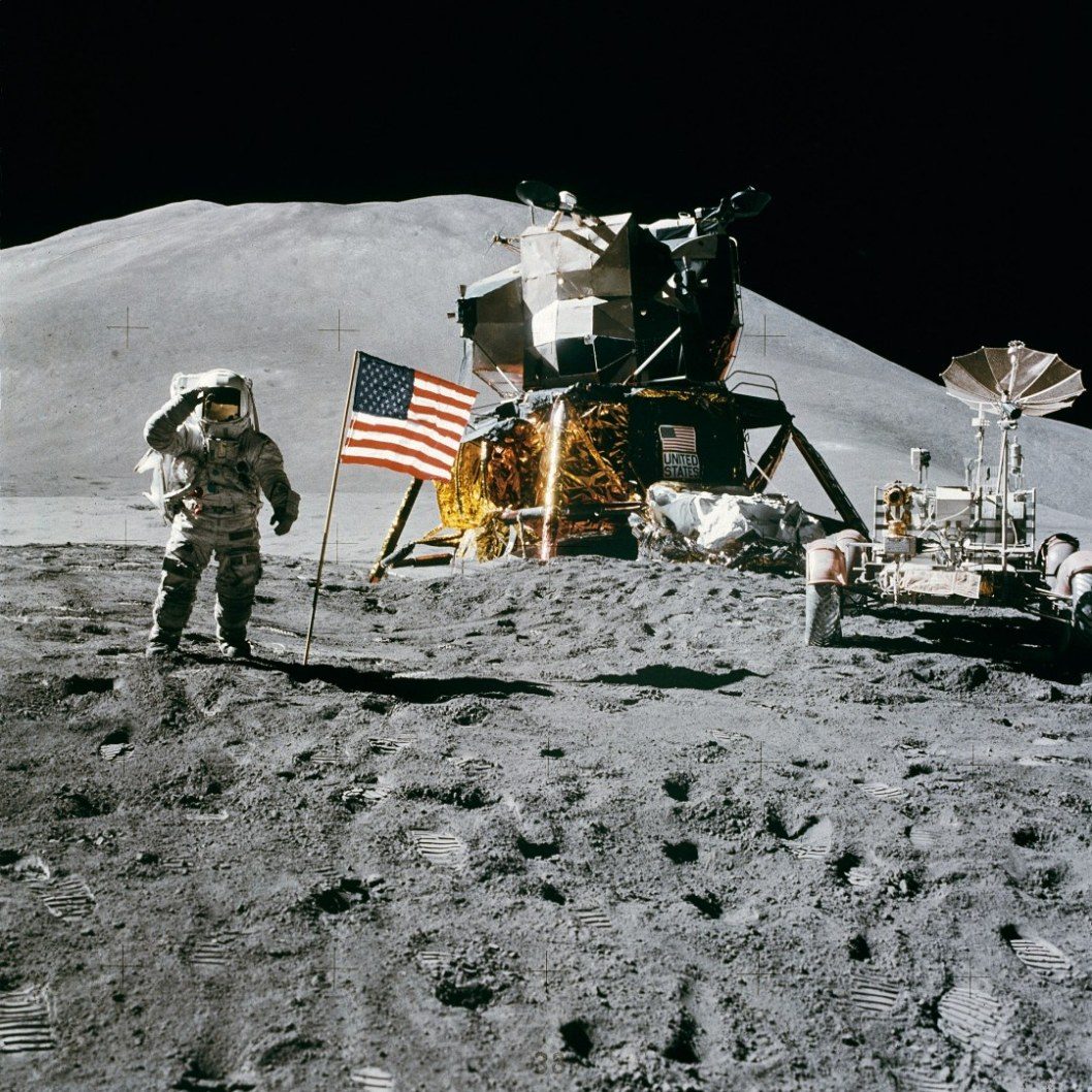 La mission Apollo 15 sur la Lune