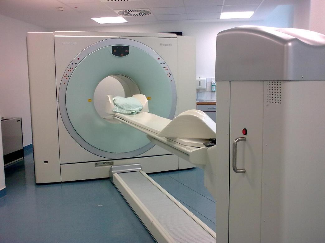 Un scanner médical