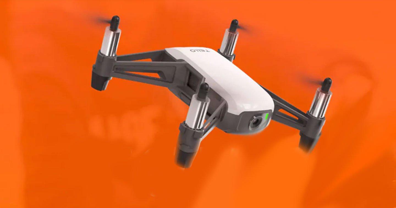 Bon plan : offrez-vous un drone pour 104 €* seulement !                Drone-une