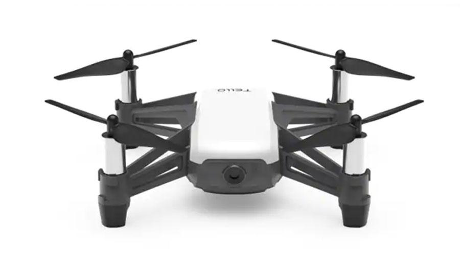 Bon plan : offrez-vous un drone pour 104 €* seulement !                Drone-vue-face