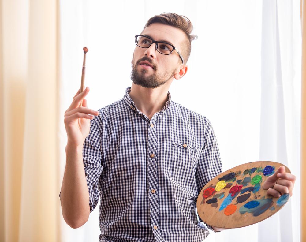 peintre-artiste