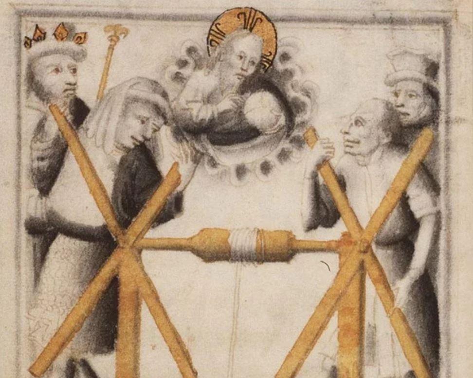 15 méthodes de torture médiévale aussi morbides que tordues ! (vidéo) Par Mathilde Rochefort Manivelle-intestinale