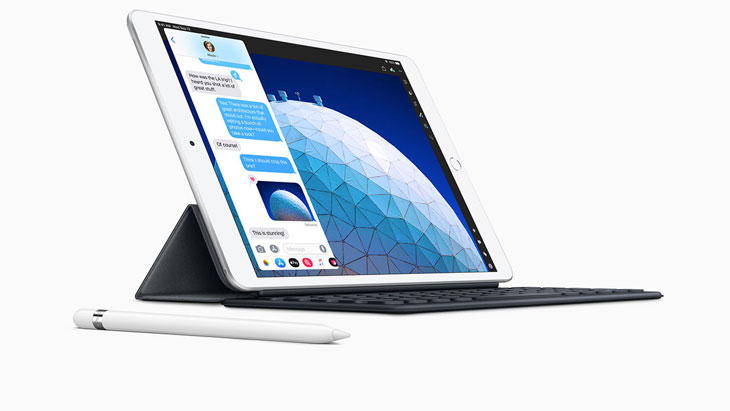 Par surprise, Apple annonce deux nouveaux iPad