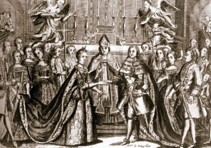 Le saviez-vous ? Le mariage de Louis XVI et Marie-Antoinette a fait 132  morts