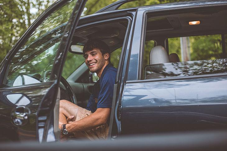 UBER lance une option qui demande au chauffeur de se taire