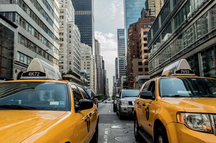 Une fonctionnalité qui alerte si votre taxi fait des détours — Google Maps