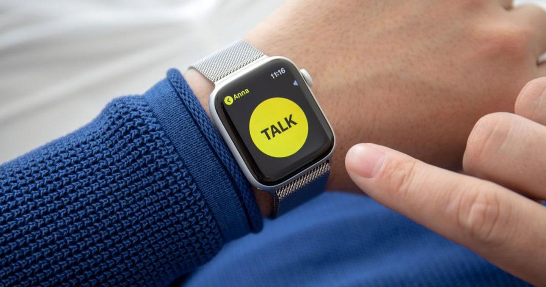 Apple désactive l'app Walkie-Talkie pour un risque de piratage
