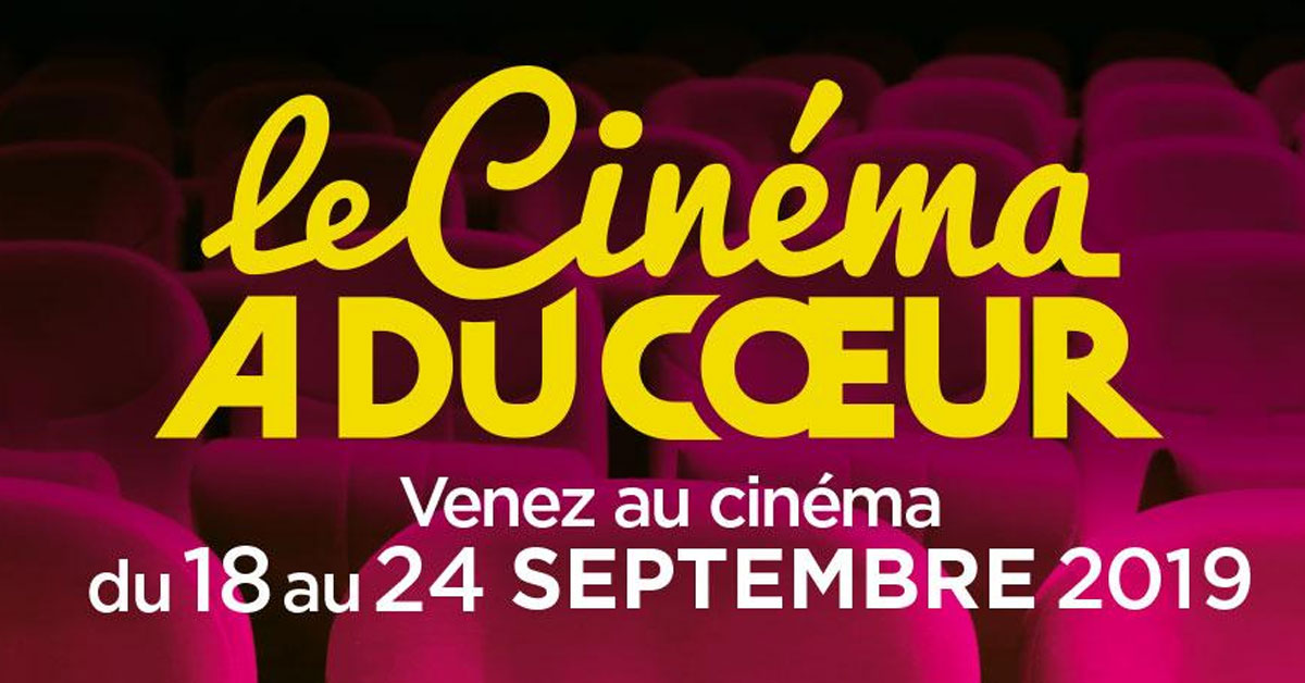 Le Cinéma a du coeur, le nouveau projet des Restos du Coeur