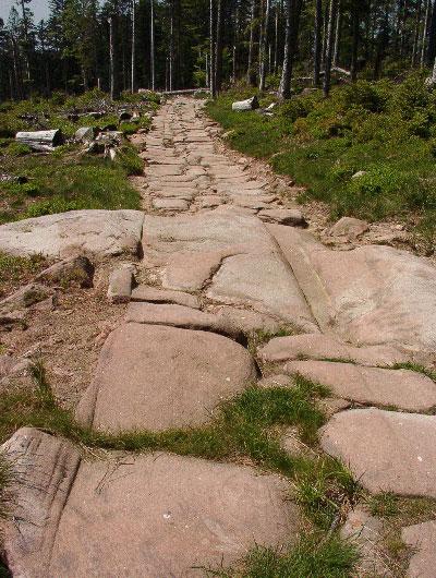 Quel était le secret des Romains pour construire des routes encore praticables 2000 ans plus tard ? (vidéo sur Bidfoly.com) Par Andy Rakotondrabe  Route-romaine