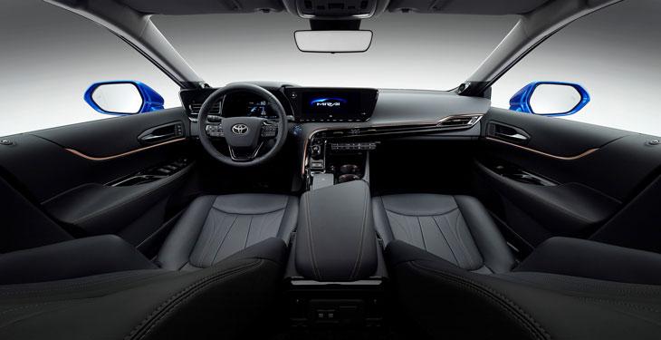 Toyota révèle la Mirai 2, sa nouvelle berline fonctionnant à l'hydrogène ! (vidéo sur Bidfoly.com) Par Andy Rakotondrabe Toyota-mirai-2