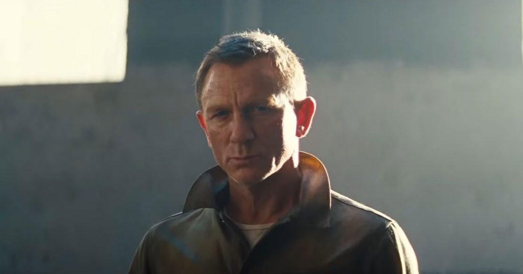 No Time to Die, 14 secondes du prochain James Bond