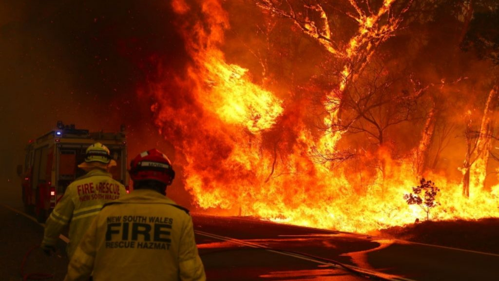 Le changement climatique est-il le principal responsable des incendies en Australie ?