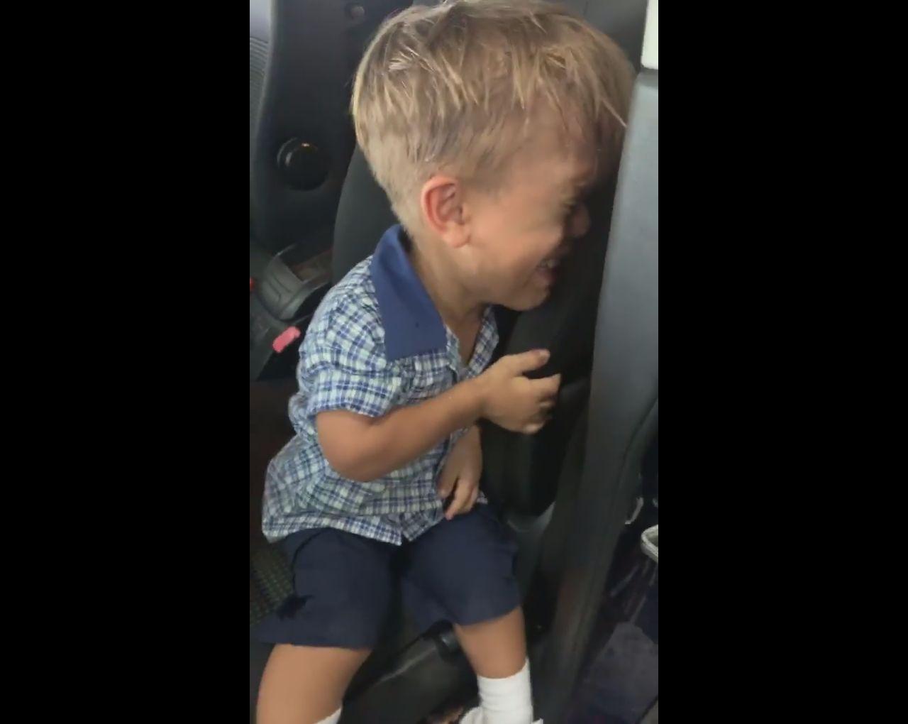Harcelé à l'école, le petit Quaden veut mourir