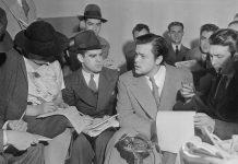 Canular historique Orson Welles