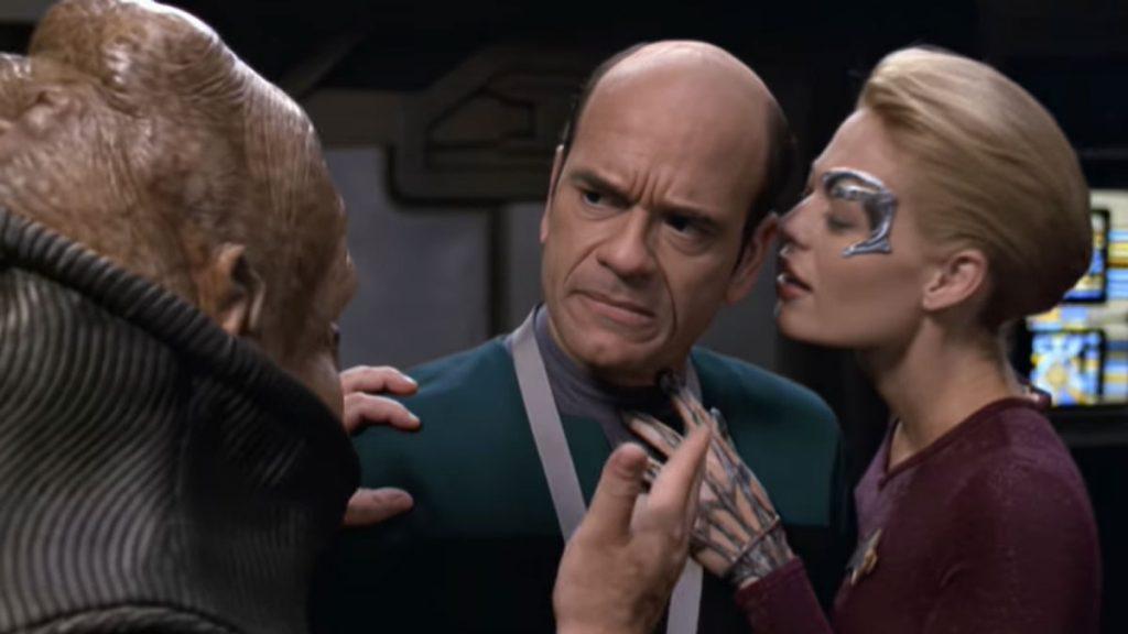 La série Star Trek : Voyager obtient un remaster en 4K non officiel grâce à une IA (vidéo) Par Manon Fraschini  Startrek-1024x576