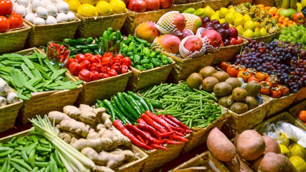Augmentation du prix des fruits et légumes