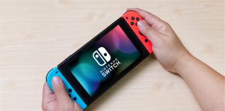 MAJ Nintendo Switch
