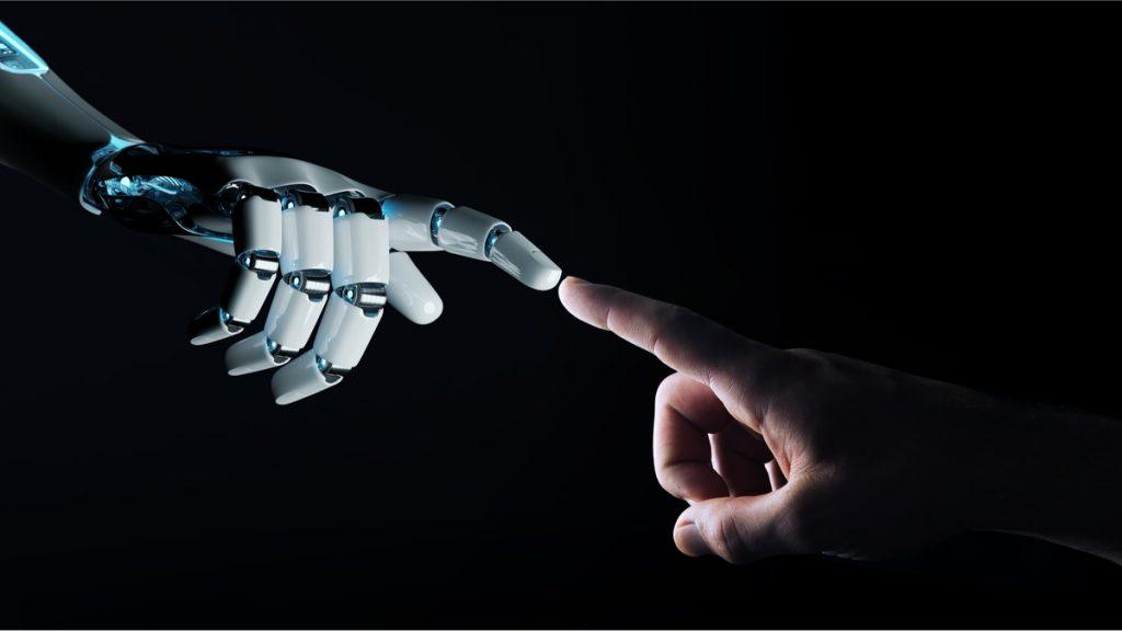 Coronavirus, robots et humain