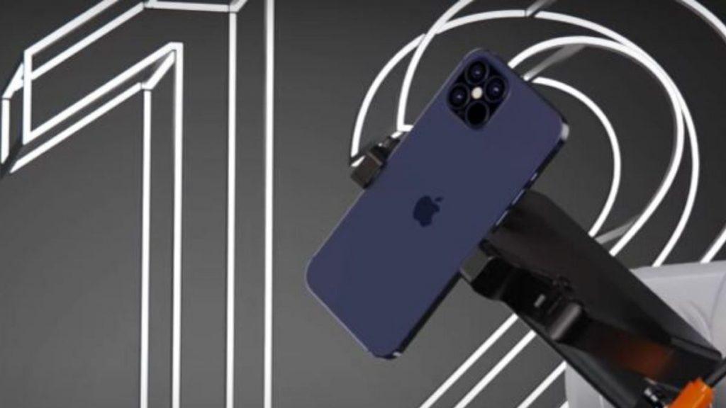De premières infos sur l'iPhone 12 Pro — Apple