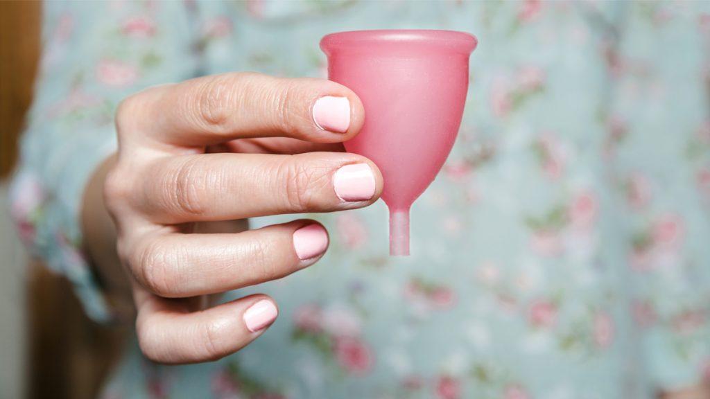 Coupe menstruelle polémique