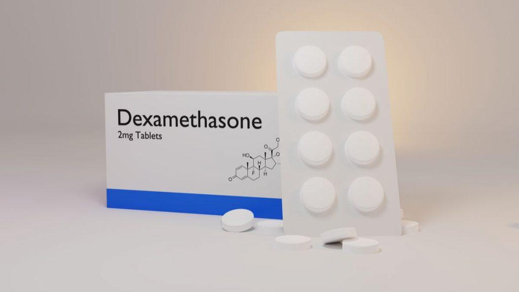 Espoir et prudence dans le monde — Dexamethasone