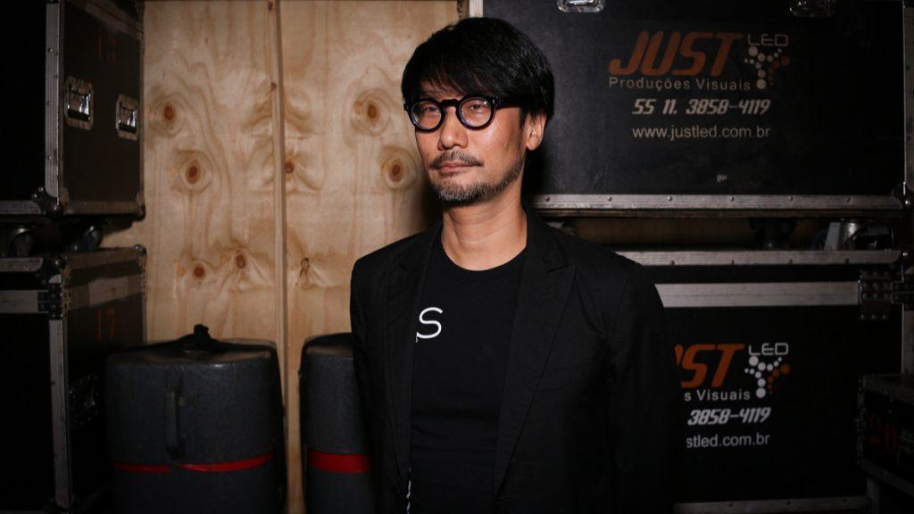 Hideo Kojima discute d'un nouveau projet avec le mangaka Junji Ito