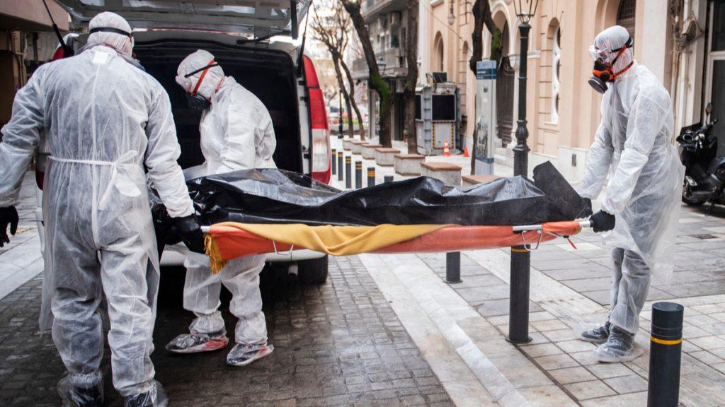 L'OMS s'attend à une remontée du nombre de morts en Europe — Coronavirus