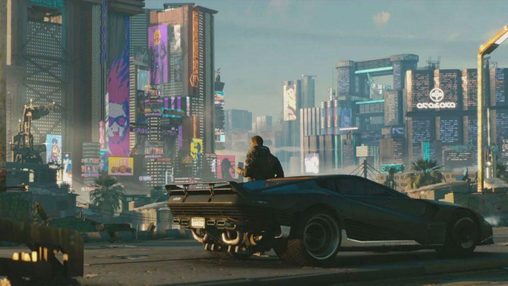 Le jeu vidéo Cyberpunk 2077 retiré du PlayStation Store
