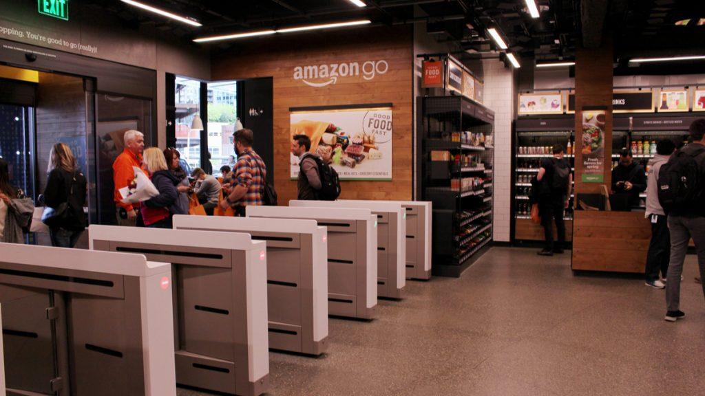 Amazon Go, le magasin sans caisse, arrive en Europe ! (vidéo sur Bidfoly.com) Par Kanto Andriamanjatoson (DGS) Une-amazon-go-1024x576
