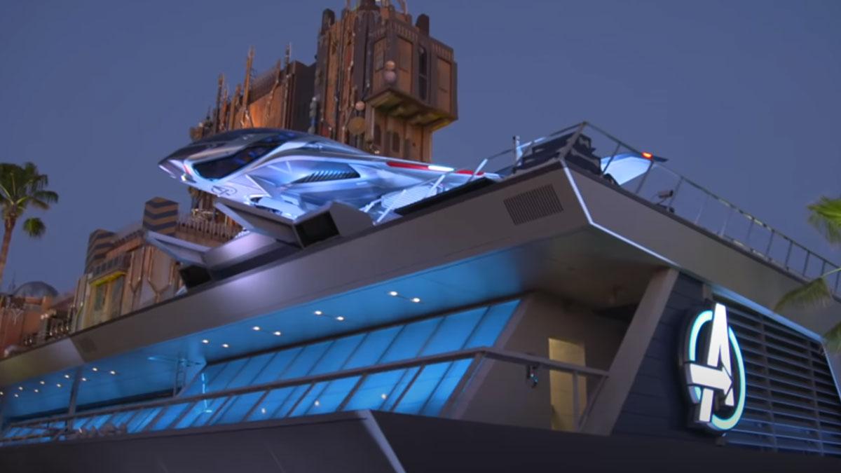 l'attraction sera ouverte au public à partir du 4 juin 2021