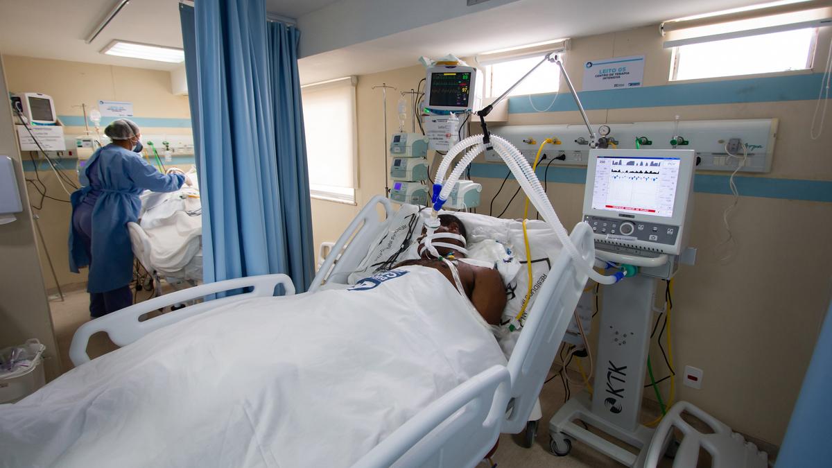 Un tiers des patients guéris du Covid-19 souffrent de troubles neurologiques ou psychiatriques