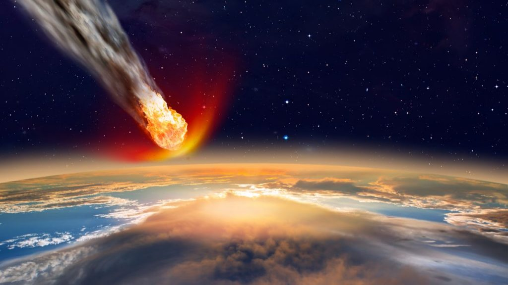 Nous sommes incapables d'empêcher l'impact d'un astéroïde, selon cette a href=