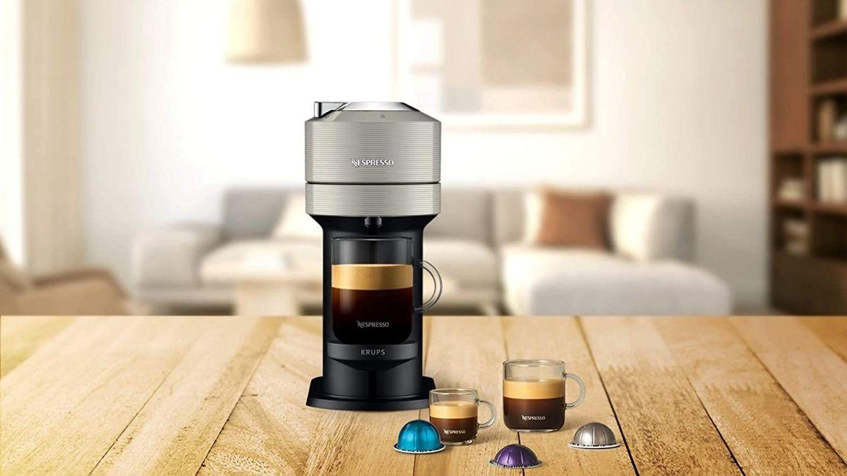 70 € de réduction sur cette machine à café Nespresso