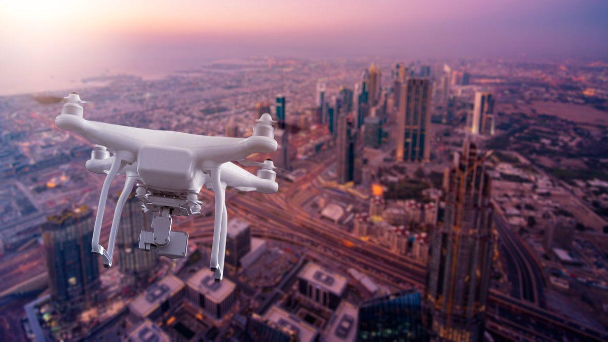 La police de Dubaï va s'appuyer sur un large réseau de drones pour lutter contre la criminalité