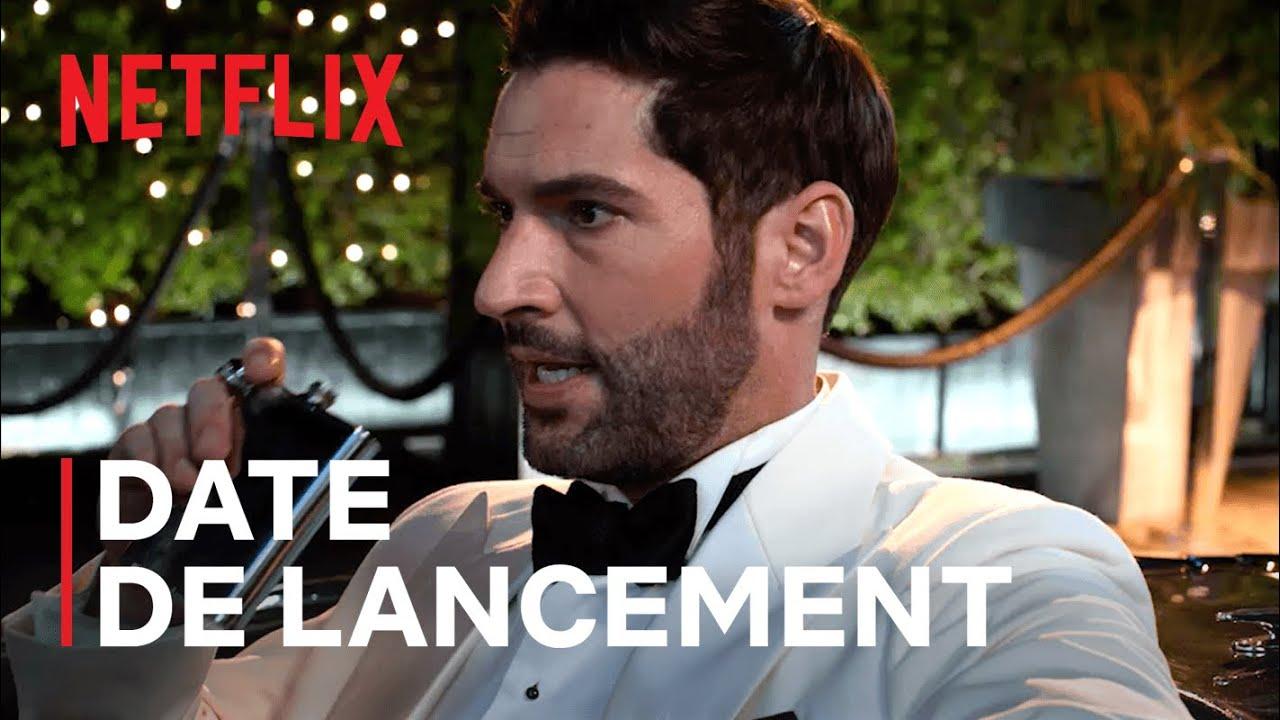 Netflix dévoile la date de sortie de la dernière saison de Lucifer dans un teaser