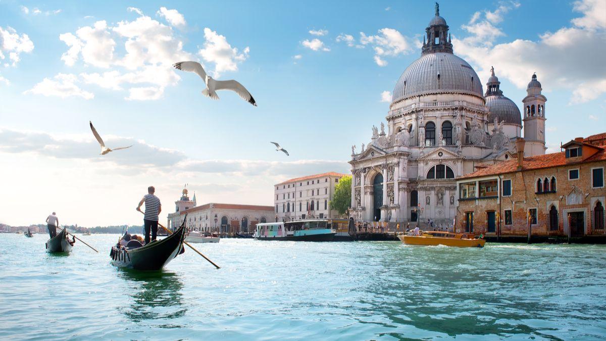 Une ancienne voie romaine découverte sous la lagune de Venise