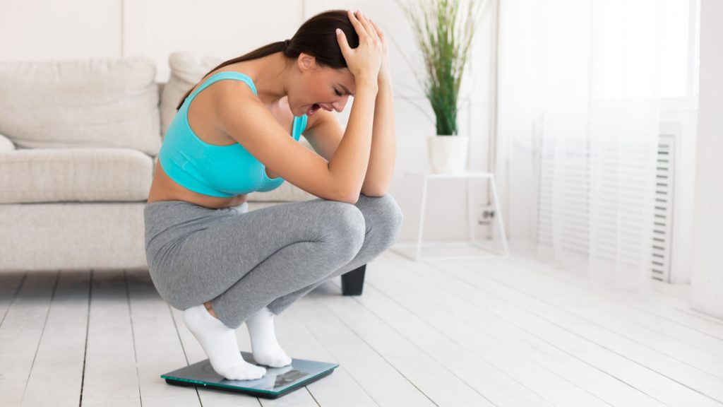 Why finish we typically acquire weight following exercising?