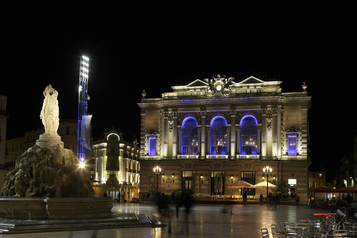 montpellier-place-comedie